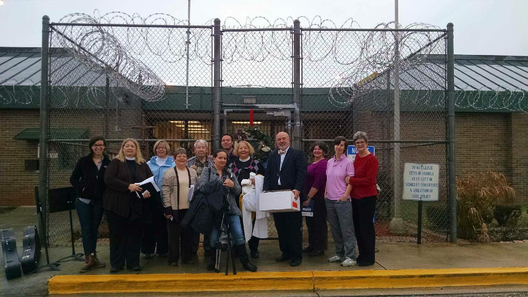 Womens prison in columbia sc